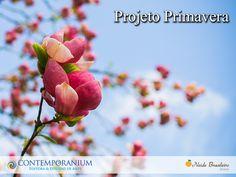 """""""Projeto Primavera"""", 30 dias de frases, só pra você. Pensamentos da autora publicados em Setembro de 2015."""