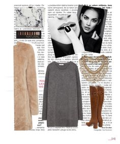 """""""zara"""" by nylover-998 ❤ liked on Polyvore featuring Zara, Topshop, Oasis, Balenciaga and Forever 21"""