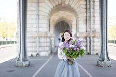 Flower class in Paris by Floraison