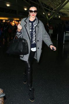 Miranda Kerr-perfection in street style  My everyday fashion inspiration!