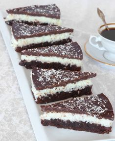 No Bake Snacks, No Bake Desserts, Delicious Desserts, Dessert Recipes, Yummy Food, Pastry Cake, Cakes And More, Chocolate Recipes, No Bake Cake
