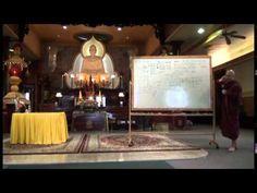 Giới Thiệu Thiền Vipassana - Thích Sán Nhiên 9-9 - YouTube