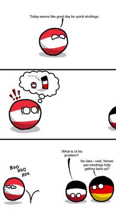 Austria's fear (Reddit)