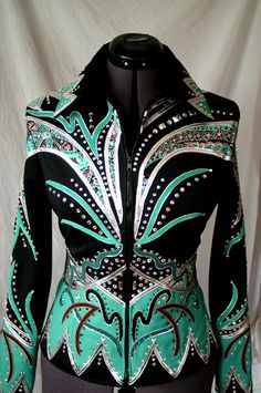 Showmanship Jacket - OOOOOOOH!!!!! I NEED THIS