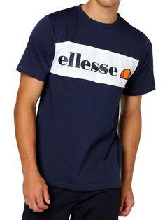Ellesse Goretti TShirt - Dress Blue #ellesse #tshirt #tee