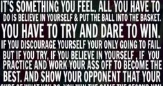 Basketball Quotes About Team