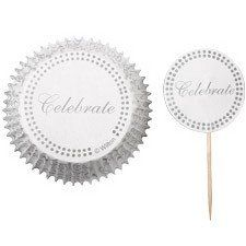 Celebrate Themed Cupcake Combo Pack by Wilton