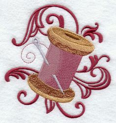 Machine Embroidery Designs at Embroidery Library! - Color Change - G9494  2 sizes