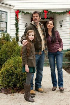 Charlie, Sue & Renesmee