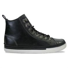 Men's Jared Black Vegan High Top    alternativeoutfitters