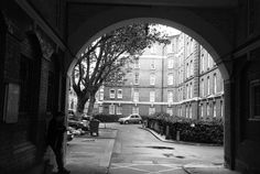 Doorway, Peabody Estate, Clerkenwell, London EC1 Old Pictures, Old Photos, Peabody Estate, London Street Photography, London History, Old Street, Little Italy, England And Scotland, Old London