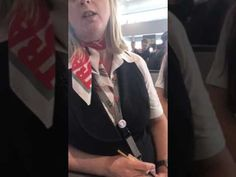 Guy bullies airline assistant – Has The Audacity To Cry Foul and Racism and Post His Bulling Video Online – BREAKING NEWS
