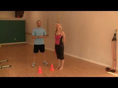 Back Health Circuit Training Workout Video