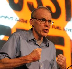 Bill McKibben, author of Oil and Honey, Eaarth, Deep Economy, The End of Nature, Enough and founder of 350.org