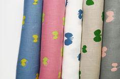 mina perhonen new interior fabric