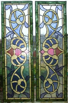 Mountains and stream decorative window film window for Decorative window film stained glass victorian