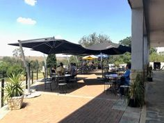 When you make a pitstop, but you want to linger. Bru'House and Diner on the Hekpoort Road