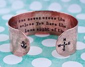 These are exquisite!! Cassie makes these secret message jewelry pieces custom made or in stock. I am going to not-so-subtly point this out to Dave...thanks for the recommendation, Mandy!