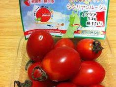 Italian tomatoes in japan