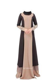 Appliques Islamic Dress Chiffon Turkish Women Clothing Abayas Black Abaya Saudi Dress Muslim Dubai Dress Hijab Coffee L Source by itagans dresses hijab Muslim Dress, Hijab Dress, Cheap Maxi Dresses, Modest Dresses, Abaya Fashion, Muslim Fashion, Abaya Style, Estilo Abaya, Abaya Dubai
