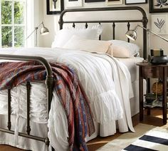 Coleman Bed | Pottery Barn