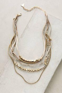 Serefina Mikao Collar Necklace