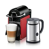 Nespresso Coffee Maker Usa : Espresso Machines & Coffee Makers Nespresso USA Coffee Pinterest Nespresso, Espresso and ...