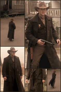 The duster #frontierland #supernatural