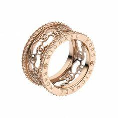 michael Kors ring roze goud <3