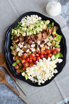 What's For Dinner: Grilled Chicken Cobb Salad   Design Mom   Bloglovin'