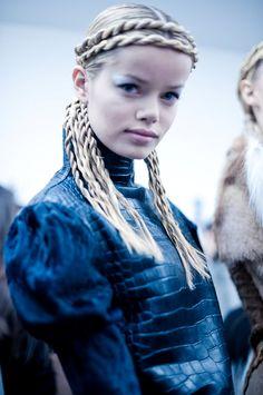 Dazed Digital | Fendi Womenswear A/W12