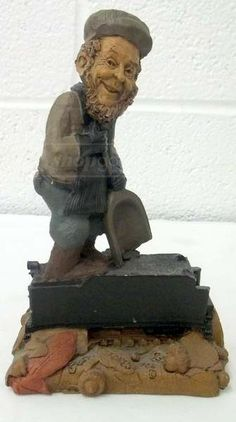 Large Picture Tom Clark, Goodwill Thrift Store, Gnomes, Thrifting, Buddha, Statue, Art, Art Background, Kunst