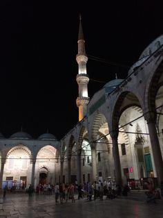 Istanbul, Turquía - Mezquita azul - Arquitectura - íconos - fantástico