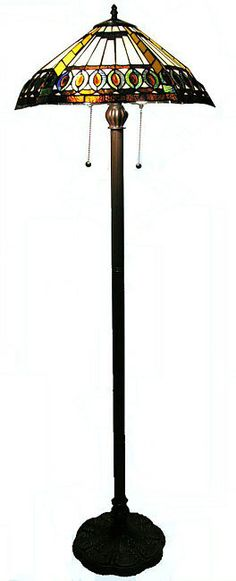 60 Quot 3 Way Table Lamp Floor Lamp Lamp Shade Mid Century
