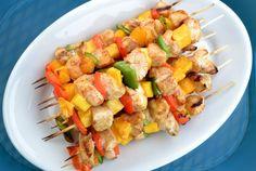Spiedini di pollo marinati piccanti, la ricetta   Fantasie di cucina
