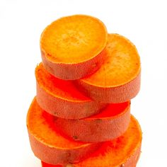 Sweet potatoes are rich in the antioxidant beta carotene which fights aging