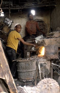 Marrakesh Metalworker