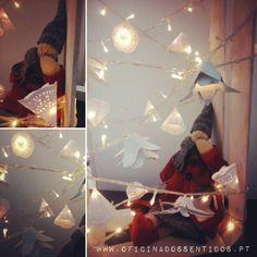 Tonttu Lights Xmas lights  Espaço Oficina | Grandes Manhãs | Porto Canal #Natal #espacooficina #grandesmanhas #Tonttu #Xmas #luzesnatal