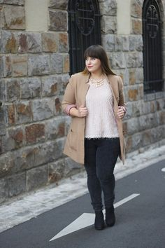 More looks by Camille Talks: http://lb.nu/camilletalks  #kiabi #plussize #frenchblogger