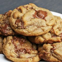 Peanut Butter Cup Cookies by Tasty