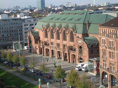 google+images Mannheim, Germany, Kongresszentrum Rosegarten, Mannheim