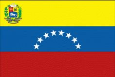 flag of Venezuela Venezuela Flag, Web Page Builder, International Flags, Flags Of The World, Free Website, South America, Presents, Facts, World Flags