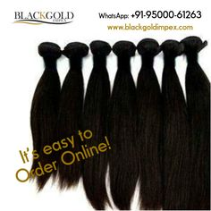 We deliver wherever you are.   Visit our website (www.blackgoldimpex.com) and make your hair extension order. We will deliver the product to your doorstep whether it be your workplace or your home.