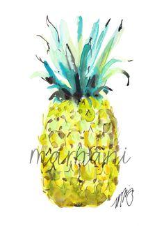 Marnani Pineapple