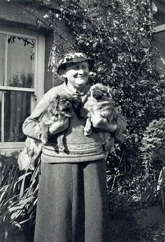 Beatrix Potter gave us Jemima Puddle-Duck. She was also a pioneering female writer and artist.
