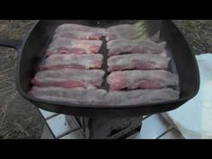 Food Perfect for Camping Trips Cooking Torch, Cooking Stove, Cooking Bacon, Cooking Fish, How To Cook Brats, How To Cook Fish, Best Camping Stove, Camping Meals, Camper Stove