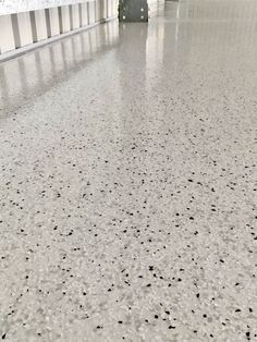 Blue Epoxy Flooring Cleveland Ohio Ohio Decorative