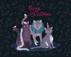 счастливого Рождества от моих деток 2 ю!!