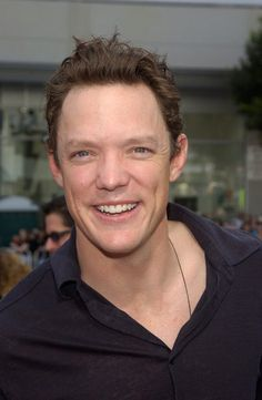 Matthew Lillard. He is so nice and funny! He came to my college theater class (he went to my college) and talked with us and answered questions and stuff. He was awesome!