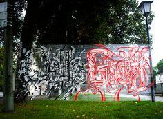 Cellograff - by Kanos & Astro  http://www.cellograff.com/blog/